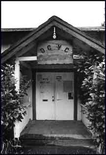 Deep Cove Yacht Club in 1936